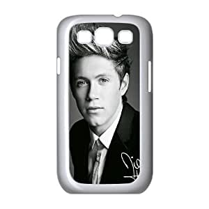 Niall Horan Samsung Galaxy S3 9300 Cell Phone Case White Exquisite gift (SA_457937)