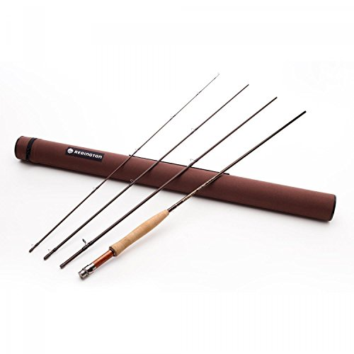 Redington Fly Fishing Fly Fishing Rod 690-4 Classic Trout Rod with Tube (Piece 4) 6WT 9' 6wt Rods
