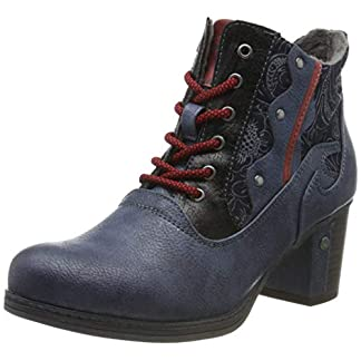 MUSTANG Women's 1286-506-800 Ankle Boots 12