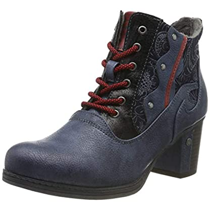 MUSTANG Women's 1286-506-800 Ankle Boots 1