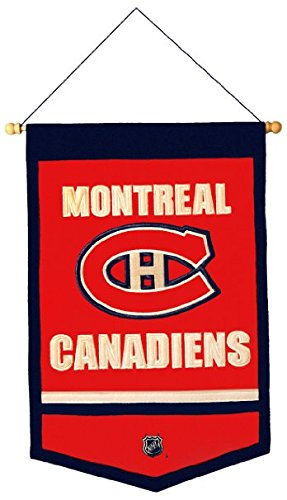 - NHL Montreal Canadiens Traditions Banner
