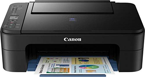 Cheapest online – Canon Pixma E3177 All in One Inkjet Printer (Black) ₹ 3,999