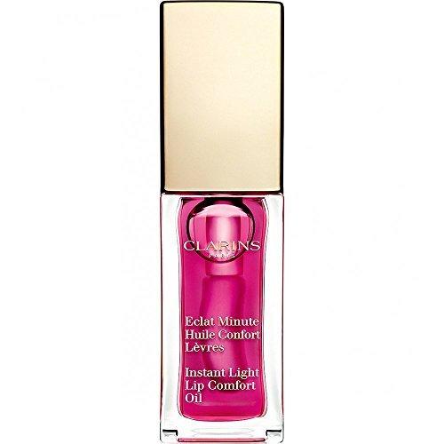 Clarins Instant Light Lip Comfort Oil - 0.25 oz (Raspberry) ()