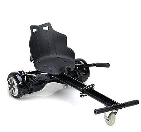 Sumun Sbksgt Asiento Kart Hoverboard, Negro, 6.5