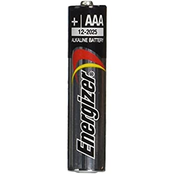 Amazon.com: Energizer AAA Max Alkaline E92 Batteries Made
