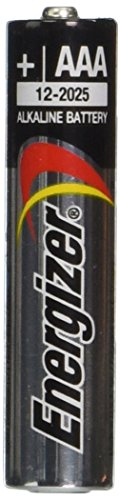 - Energizer AAA Max Alkaline E92 Batteries Made in USA - Expiration 12/2024 or later - 100 count