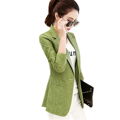 mikty-womens-notch-collar-suits-one-button-jacket-office-blazers-3-green-m