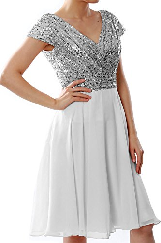 fitted bodice bridesmaid dresses - 5