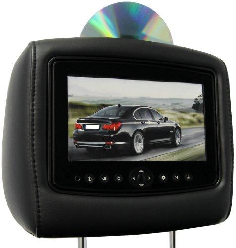 CarShow by Rosen CS-HDPIL09-B25-S1 Single DVD Headrest Sy...