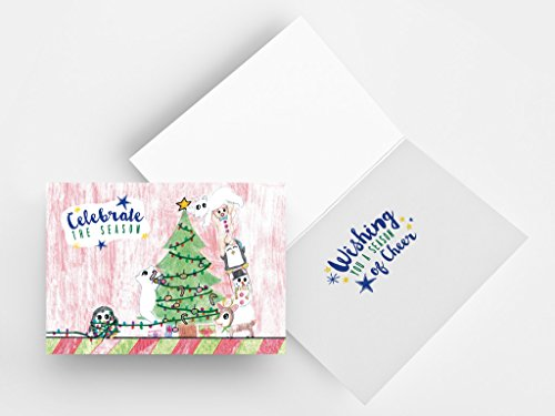 Holiday Card - Deck the Halls- Kavya - 5
