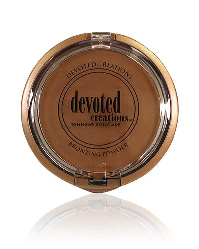 (Devoted Creations So Naughty Nude Bronzing Mineral Powder 10g by Devoted Creations)