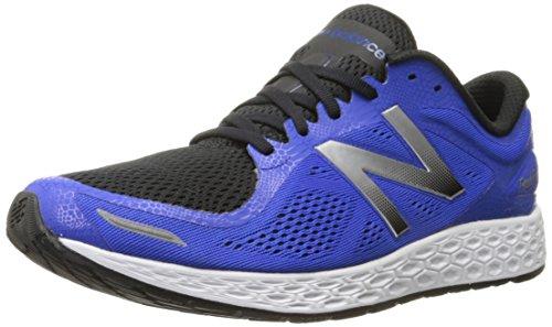 New Balance Men's Fresh Foam Zantev2 Game Running Shoe Blue / Silver