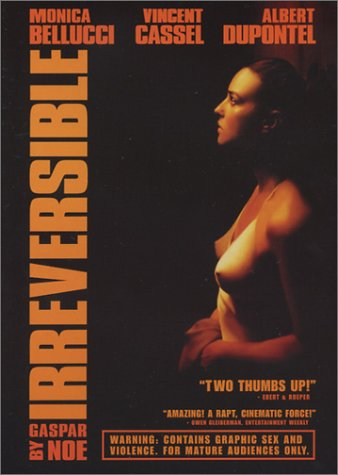DVD : Irreversible (Dolby, , Widescreen, Unrated Version)
