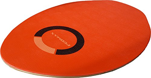 Wood Skimboard With Ixpe Foam Traction No Wax Needed Red 41