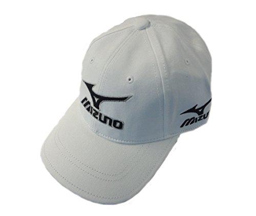 Original Mizuno Tour Hat, White, One Size