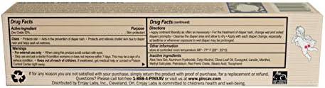 41GBX lIUCL. AC - PINXAV Healing Cream, Fast Relief For Diaper Rash, Eczema, Chafing, Bed Sores, Acne, Minor Cuts & Burns (4 OZ)