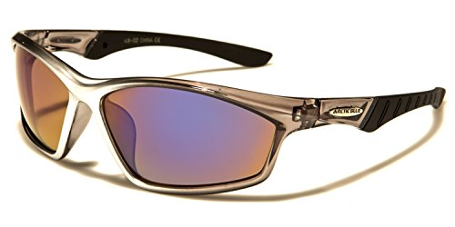 de White Clear Grey para sol hombre Gafas SDK SUNGLASSES pgqCw6