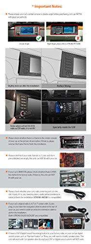 XTRONS 7 Inch HD Digital Touch Screen Car Stereo Radio In-Dash DVD Player with GPS CANbus for BMW 5 Series X5 Navigation Map Card Included by XTRONS (Image #3)
