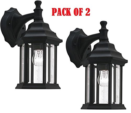 Outdoor Lantern Light Fittings - 2
