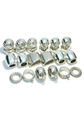 Wholesale Scarf Jewelry DIY Scarf Bails Rings CCB Pendant Scarf Accessory