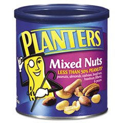 - Mixed Nuts, 15oz Can