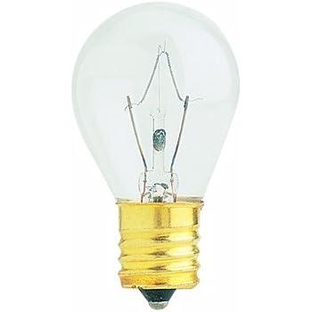 Feit Electric BP40S11N 40-Watt S11 Hi-Intensity Bulb, Clear