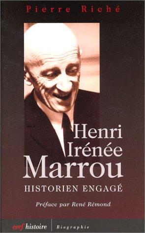 Read Online Henri Irénée Marrou, historien engagé pdf epub