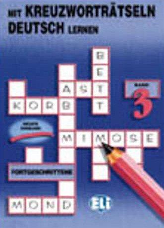 Mit Kreuzwortratsein Deutsch Lernen (Crossword Puzzle Book 3) by Distribooks Inc