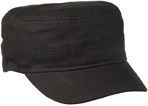A. Kurtz Men's Flex Military Legion, Black, (A Kurtz Spandex Hat)