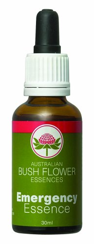 - Bush Flower Essences Emergency 30ml Australian Bush Flower Essences