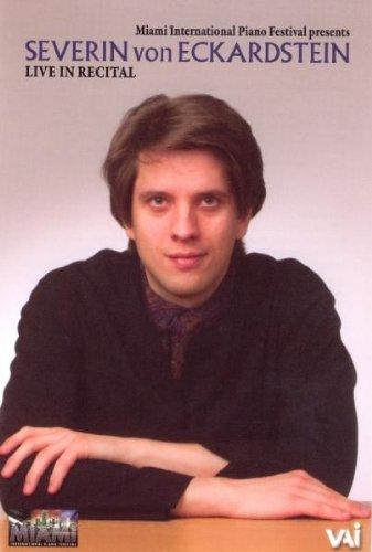 Severin Von Eckardstein Live in Recital by VON ECKARDSTEIN,SEV