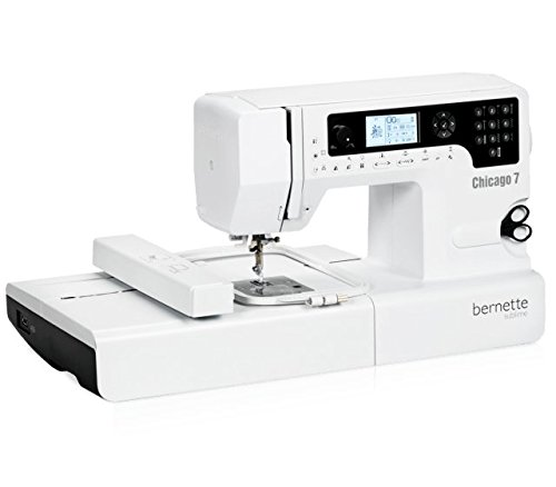 Bernette Chicago 7 Swiss Design Embroidery Machine by Bernette