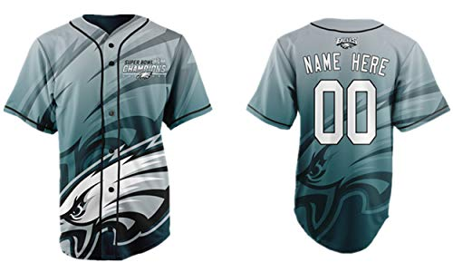 Eagles Customized Jersey Eagles Personalized Jersey