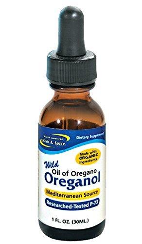 North American Herb & Spice Oreganol P73-1 fl oz