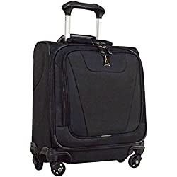 Travelpro Maxlite 4 Compact Carry On Spinner Under Seat Bag (Black)