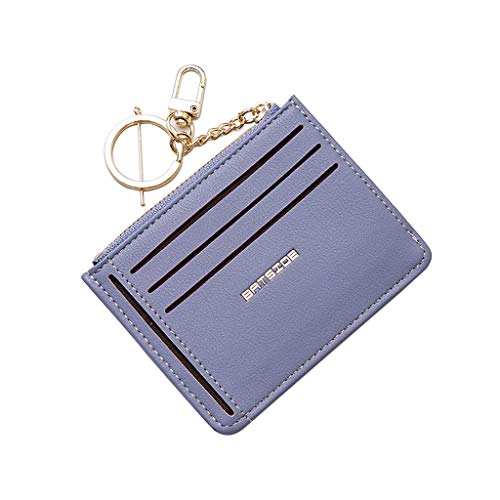 Men's Wallet Sleek and Slim Includes ID Window and Credit Card Holder