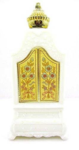 (Avon Vintage Perfume Bottles,1960-70's (White Armoire))