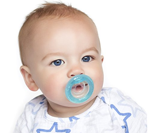 Nuby Natural Silicone Oscillating Pacifier