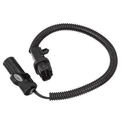 AUTEX 1pcs Crankshaft Position Sensor 71-4984 5S1807 96117 SU3028 213-2406 CSS1762 SS10143 Compatible with Jeep Grand Cherokee 1997-2004 4.0L/Jeep TJ 1997-2002 4.0L/Jeep Wrangler 1997-2002 4.0L: Automotive