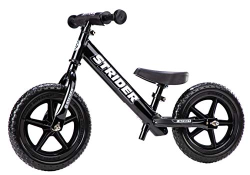 🥇 Strider 14 Sport – Bicicleta infantil sin pedales para niños