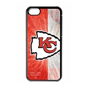 iPhone 5C Phone Cases NFL Kansas City Chiefs Cell Phone Case TYD660877