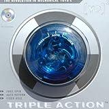 Active People YO2 Triple Action Yo-Yo - Blue