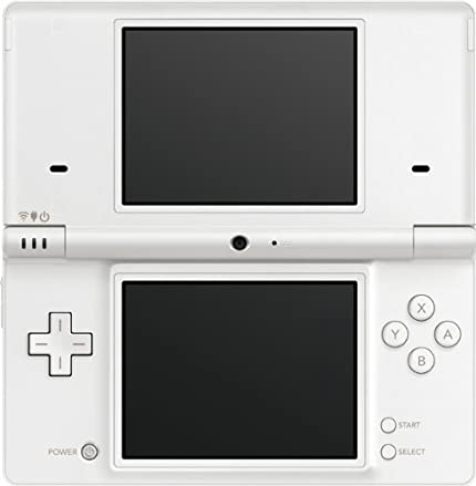 Amazon.com: Nintendo DSi White - Standard Edition: Video Games