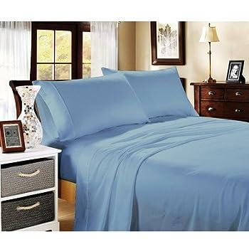 Ordinaire Splendid Collection 600 Thread Count Bedspread 100% Egyptian Cotton Queen  Bed Sheet Set Sateen Deep