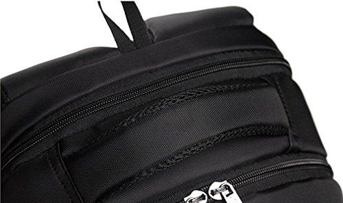 Shoulder Backpack Wild Outdoor Bag Gray Students Bag Raincoat Computer Leisure Travel Bag Men Bag gr6xwqg