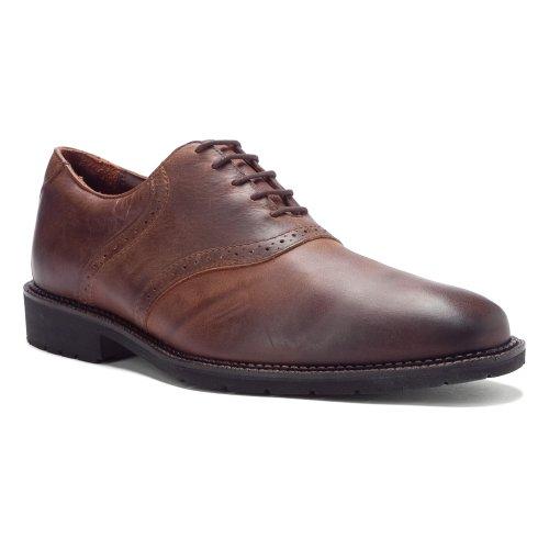 Neil M Mens Boston Sadel Oxford Slitna Sadel Läder