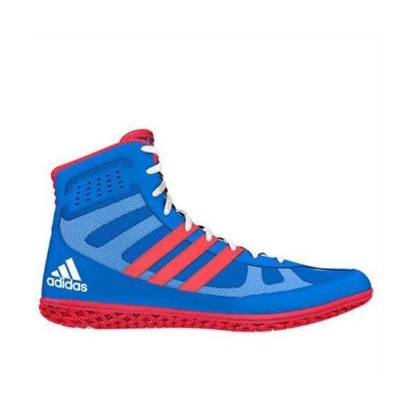 710ff2b6dc7516 adidas Men s Mat Wizard David Taylor Edition Wrestling Shoes ...