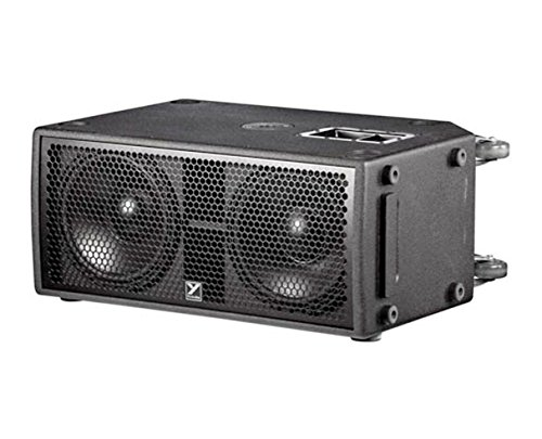 (Yorkville 2800W 2X12in Powered Subwoofer)