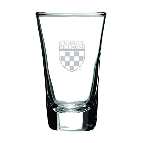 University of Richmond -2 oz. Shot - Glasses Richmond