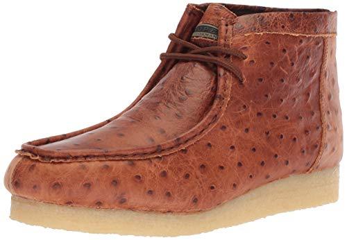 ROPER Men's Gum Sticker Ostrich Hiking Shoe tan 11.5D D US ()